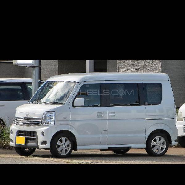 Suzuki every wagon pz turbo special 2011