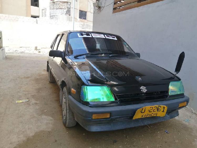 Suzuki khyber plus 1992