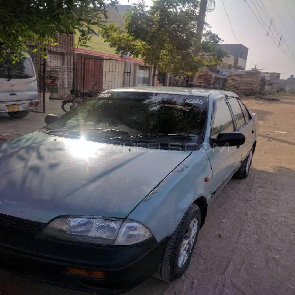 Suzuki margalla glx 1997