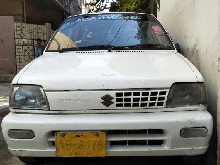 Suzuki Mehran VXR (CNG) 1995