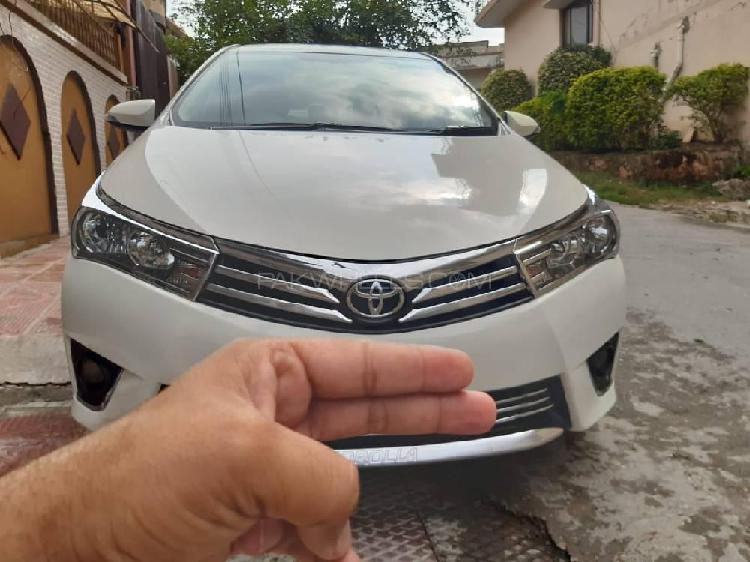 Toyota Corolla GLi 1.3 VVTi 2016
