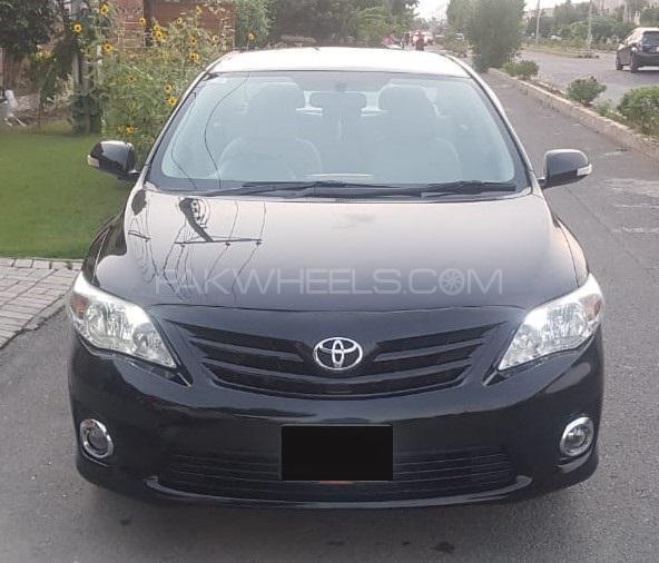 Toyota corolla gli automatic 1.6 vvti 2011