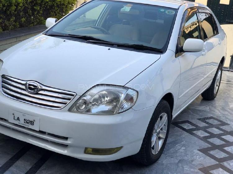 Toyota corolla x l package 1.3 2003