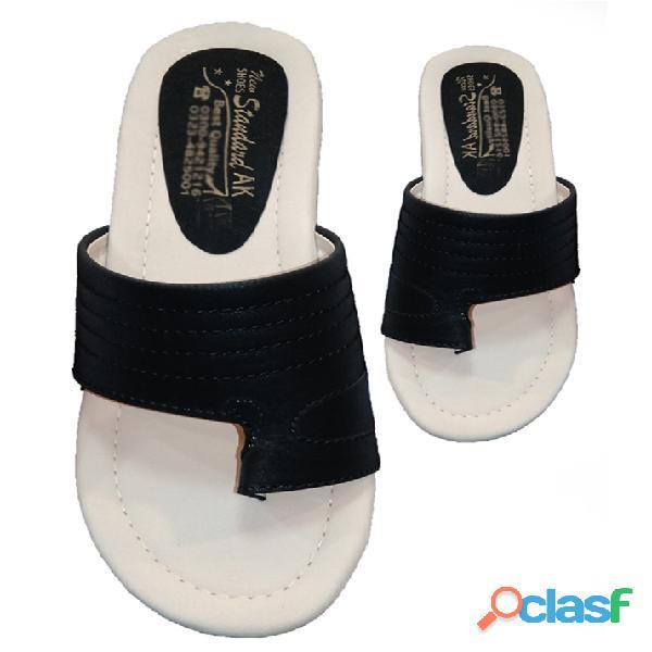 Black ballet flat formal & casual shoe for women