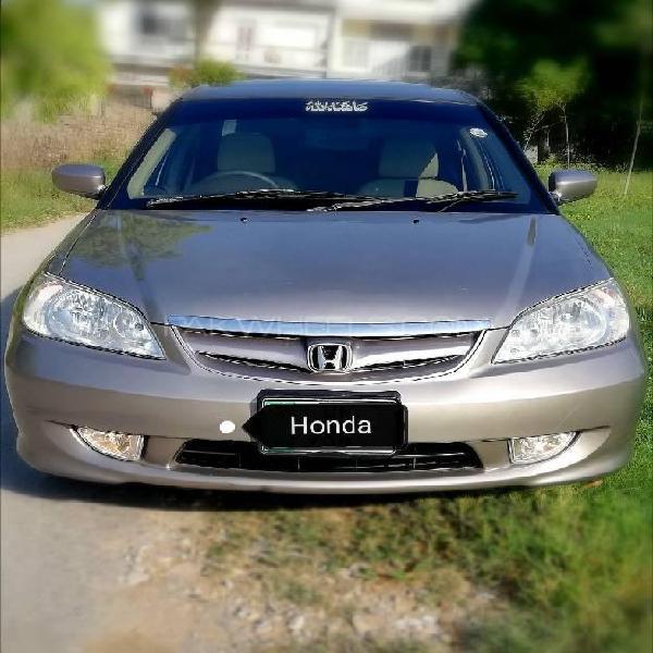 Honda civic vti oriel ug prosmatec 1.6 2006