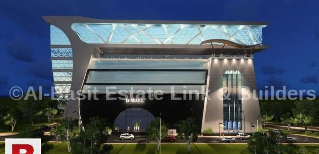 Invest where values are shop for sale in d mall dha