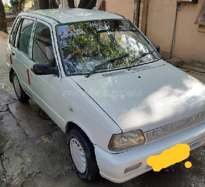 Suzuki mehran vx 1989