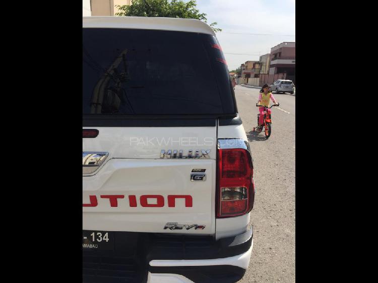Toyota hilux revo g automatic 2.8 2016
