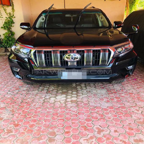 Toyota prado tx l package 2.7 2012