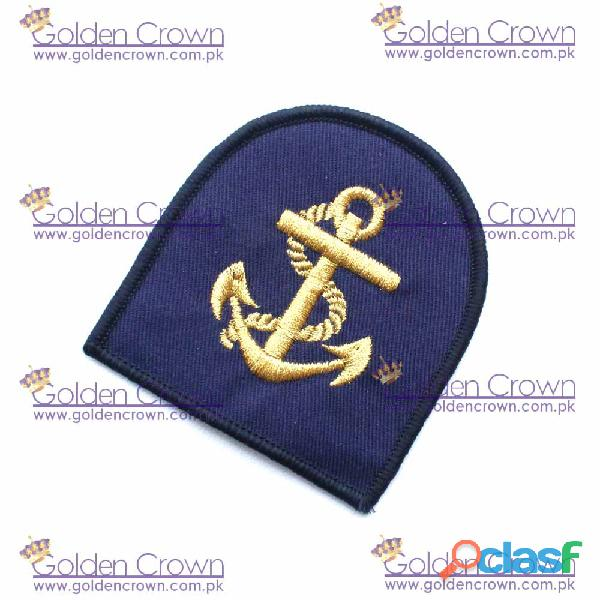 Royal Yacht Leading Rate Rank Badge