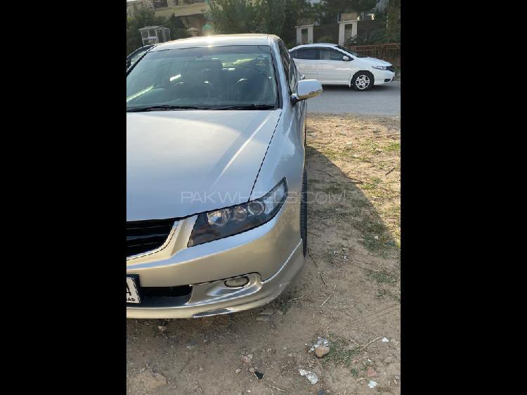 Honda accord cl9 2005