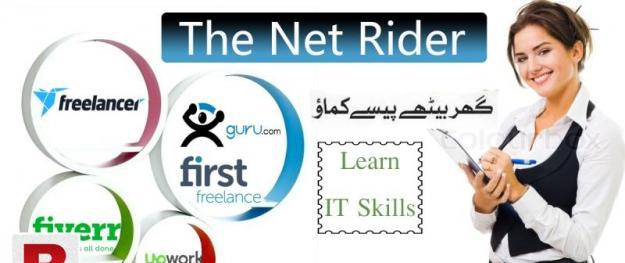 Online earning / it training