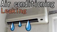 Split ac leaking water inside, karachi