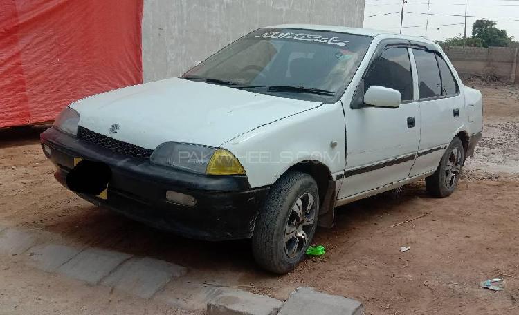 Suzuki margalla gl 1993