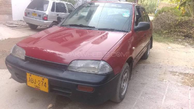Suzuki margalla gl 1999