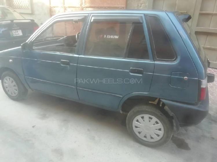 Suzuki mehran vxr 2008