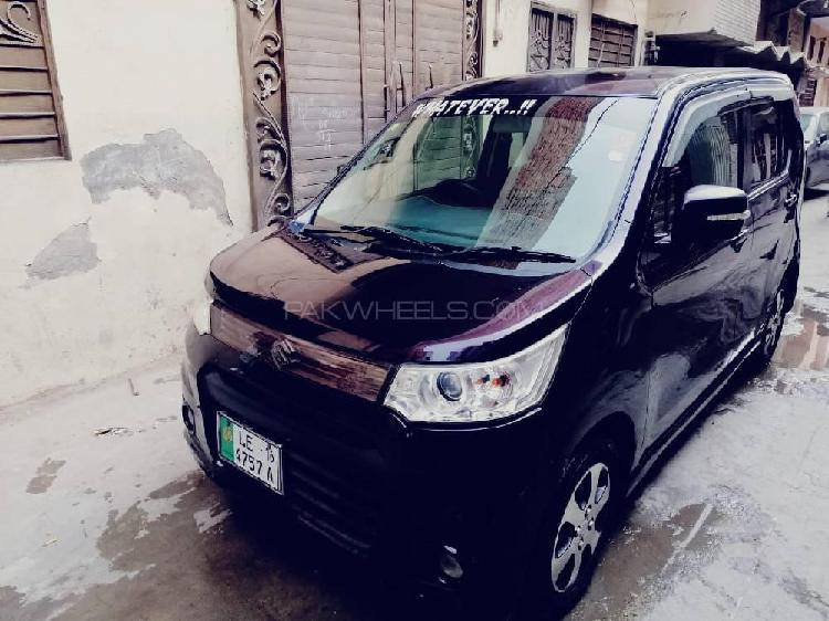 Suzuki wagon r stingray j style 2016