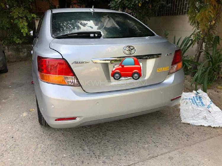 Toyota allion a18 g package 2007