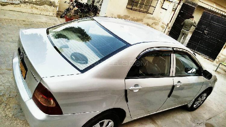 Toyota corolla assista 2007
