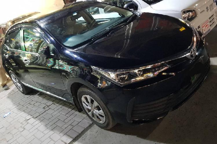 Toyota corolla gli automatic 1.3 vvti 2018