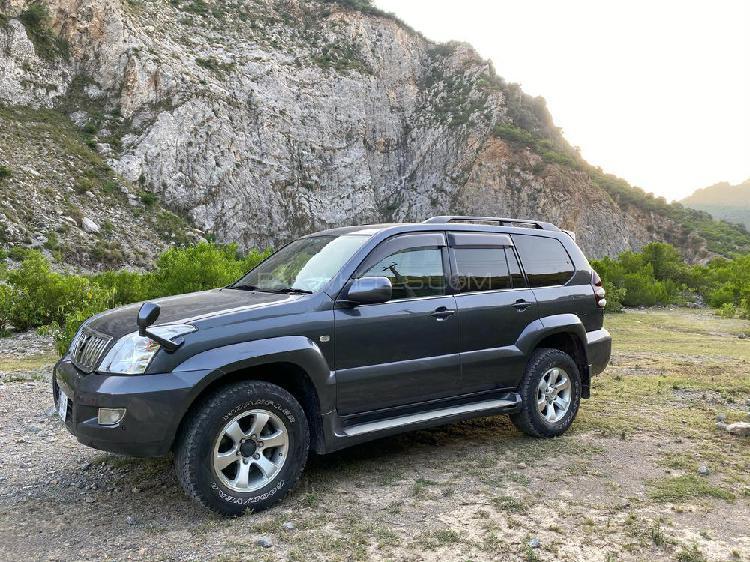 Toyota prado tx 2.7 2007