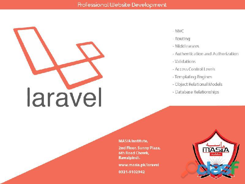 Laravel courses