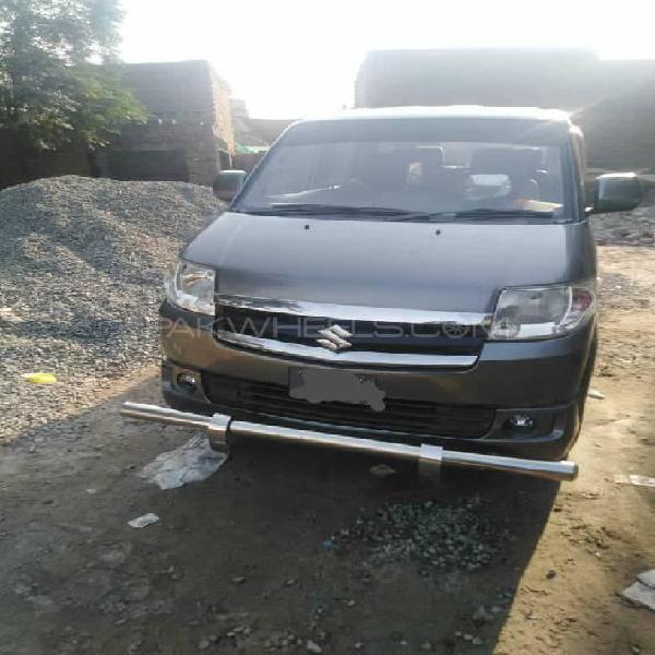 Suzuki apv glx 2014