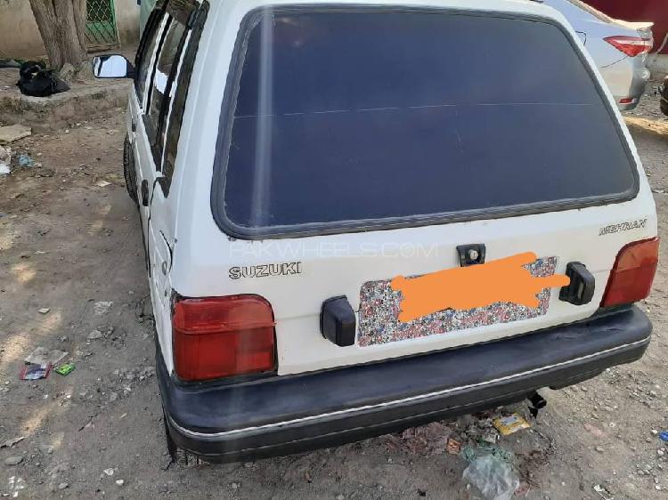 Suzuki mehran vx (cng) 2003
