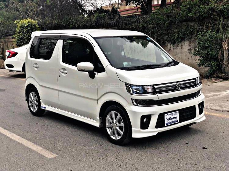Suzuki wagon r fx limited 2017