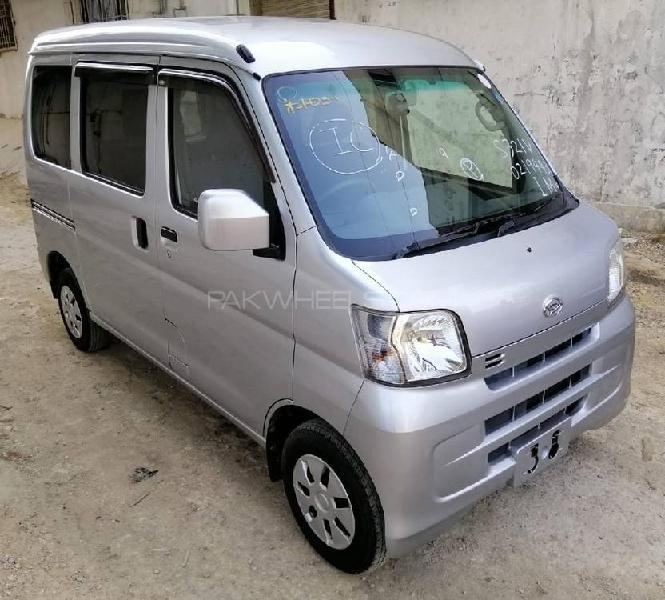 Daihatsu hijet cruise turbo 2014
