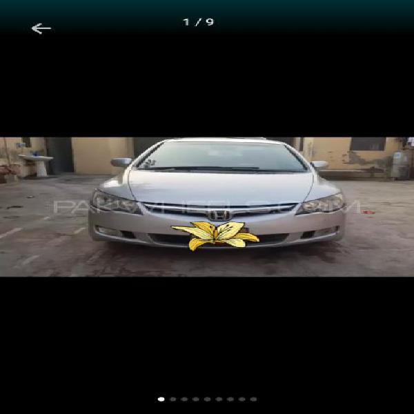 Honda civic vti 1.8 i-vtec 2010