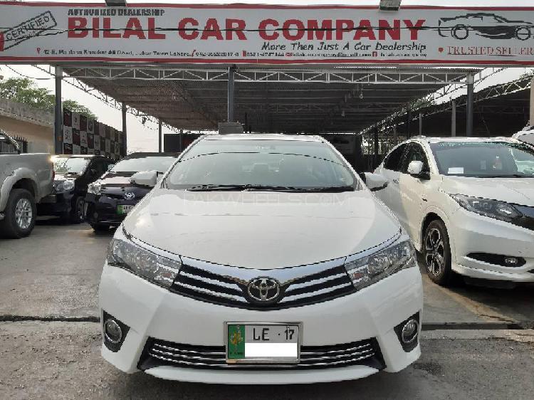 Toyota corolla altis grande cvt-i 1.8 2016