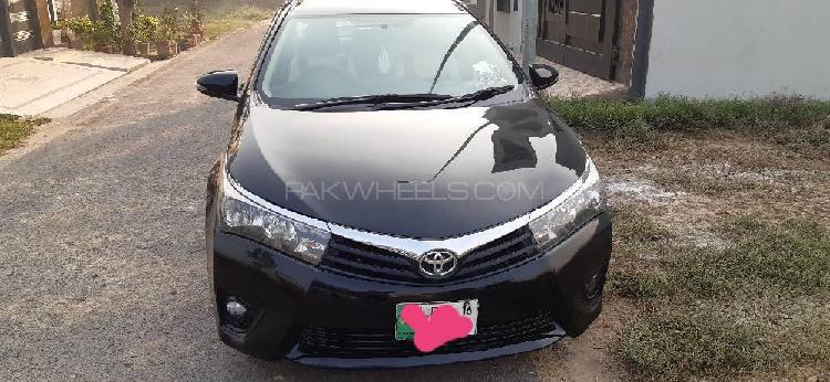 Toyota corolla xli vvti 2016