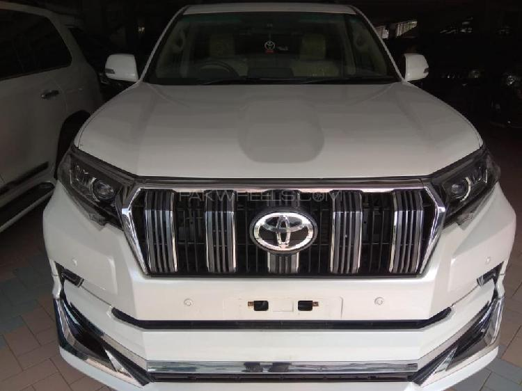 Toyota prado tx 4.0 2011