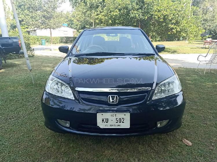 Honda civic vti oriel ug 1.6 2006