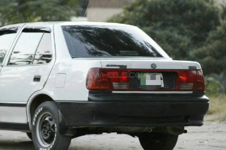 Suzuki margalla glx 1998