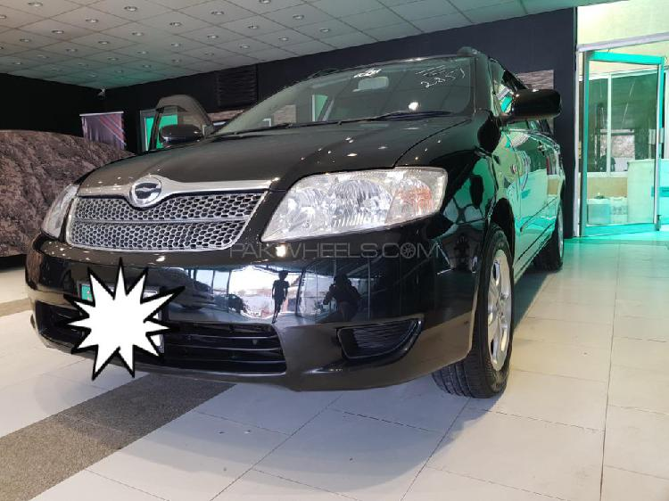 Toyota corolla fielder x hid extra limited 2006