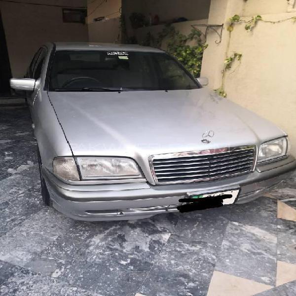 Mercedes benz c class c180 1999