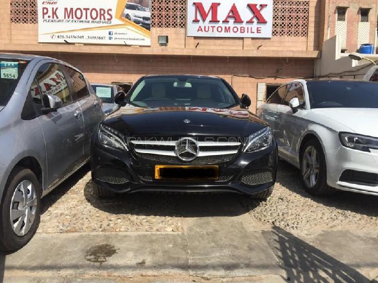 Mercedes benz c class c180 2018