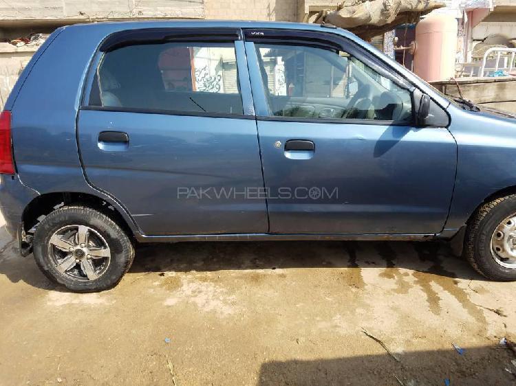 Suzuki alto vx (cng) 2009