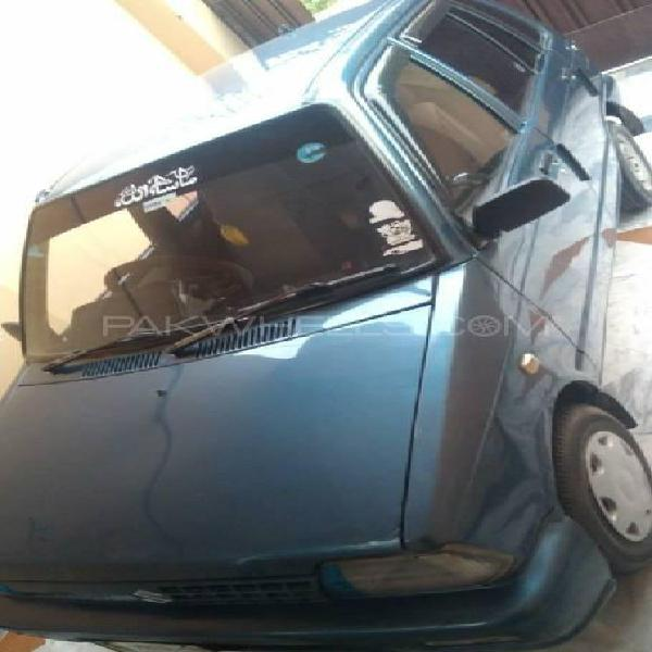 Suzuki mehran vxr (cng) 2007