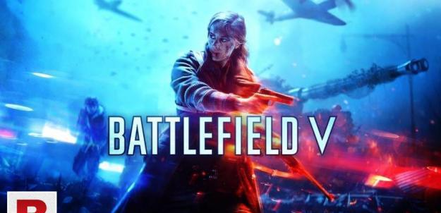 Battlefield V Deluxe edition + online multiplayer PC