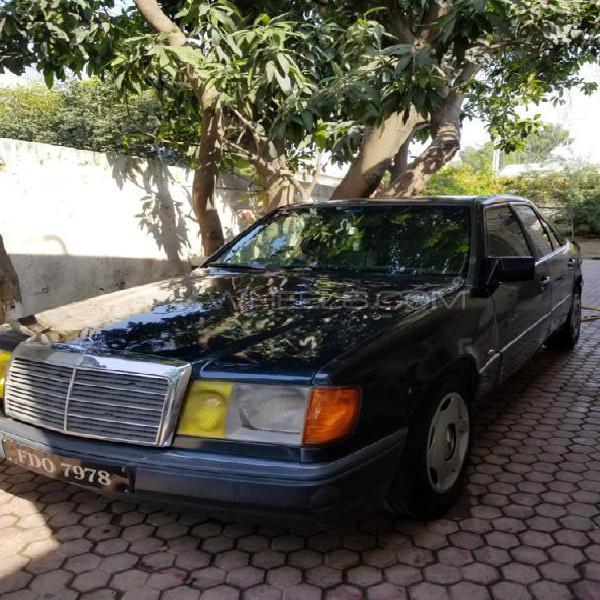 Mercedes benz 200 d 1991
