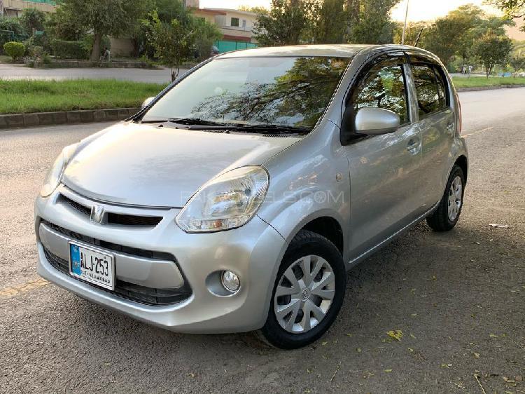 Toyota passo x 2014