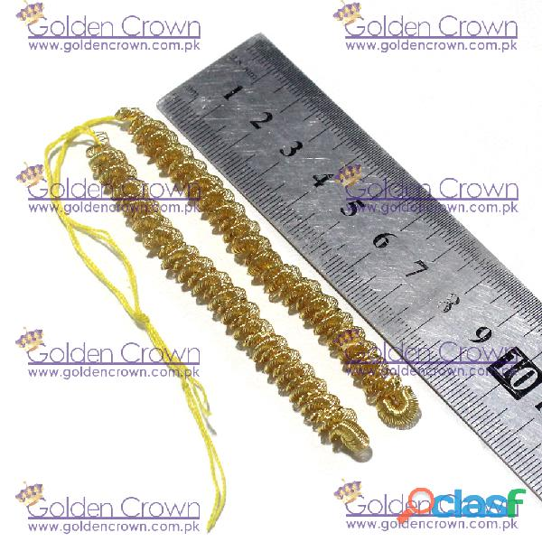 Bullion Wire Fringe Caterpillar Suppliers