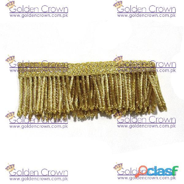 Gold Bullion Fringe Suppliers