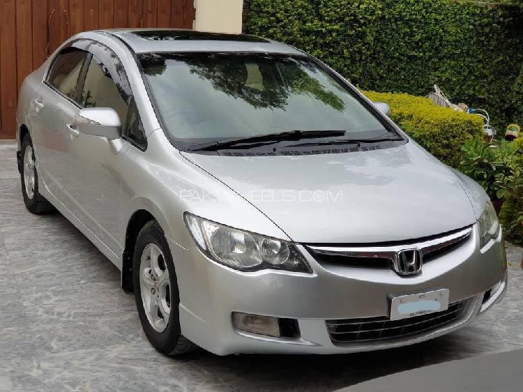 Honda civic vti 1.8 i-vtec 2008