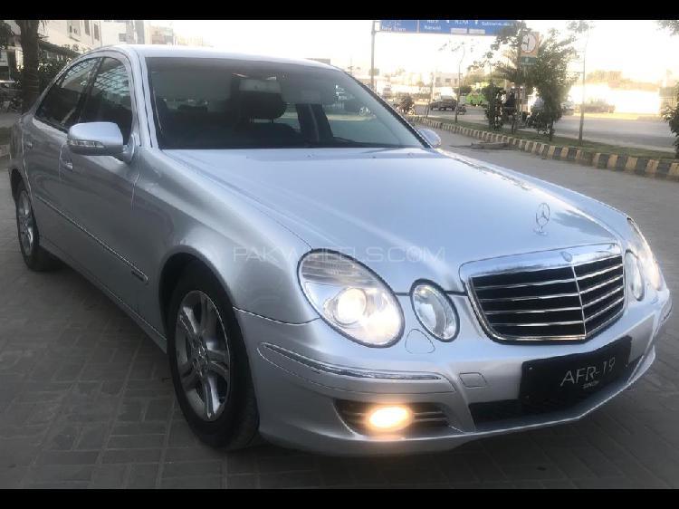 Mercedes benz e class e220 cdi 2007