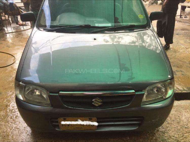 Suzuki alto vxr (cng) 2011