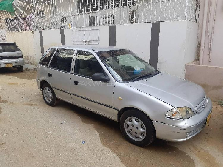 Suzuki cultus vxr (cng) 2005